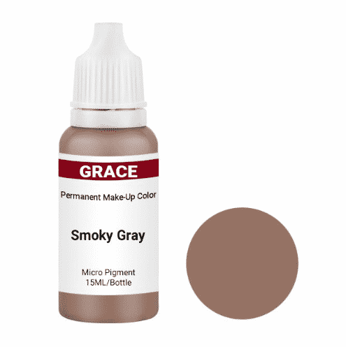 Grace Smokey Gray Permanent Makeup Pigment